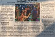 Bericht über die Fusion des 1. TSZ mit dem TSC Freising | Süddeutsche Zeitung